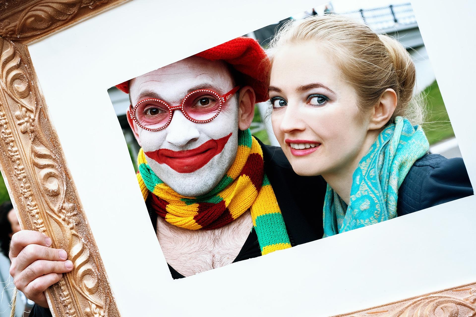 Clown terapia o terapia del sorriso